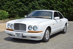 1995 Bentley Continental R Photo