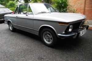 BMW 2002 CABRIOLET - BAUER CONVERTIBLE