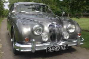 1968 Jaguar 340 Saloon to Mk. II 3.8 litre, M/OD Specification Photo