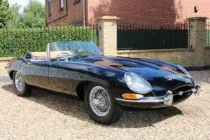 1962 Jaguar E-Type Series I Roadster
