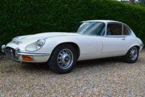 1972 Jaguar E-Type Series III 2+2 Fixedhead Coupé
