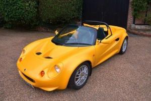 2000 Lotus Elise S1