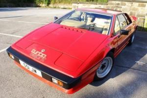 1984 Lotus Esprit Turbo Photo