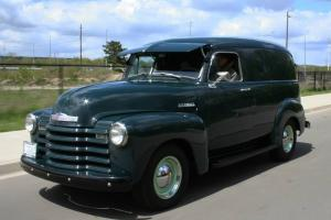 Chevrolet : Other 1/2 ton Panel Delivery