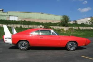 Dodge : Daytona Fasttop