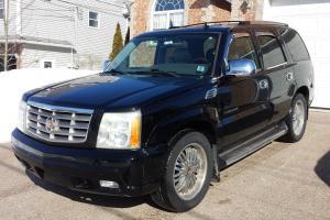 Cadillac : Escalade Base