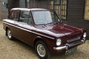HILMAN IMP SUPER 1966 WITH 50K MILES AND HISTORY!!