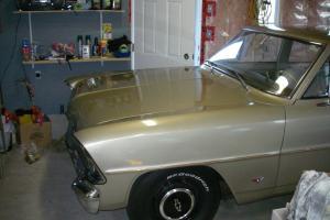 Chevrolet : Nova Chevy II