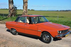 Rover 3500 1976 4D Sedan Automatic 3 5L Twin Carb Seats in NSW