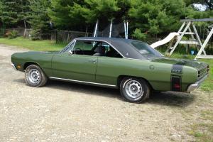 Dodge : Dart GTS 383 v8