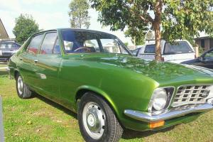 Holden LJ Torana in QLD