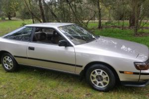 1986 Toyota Celica ST162 Automatic 186KS in VIC