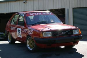 Race CAR Genuine Group A Volvo 360 GLT in QLD Photo