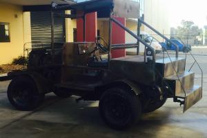 Hunting Shooting RIG Buugy 4WD Custom