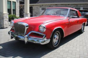 Studebaker : Gran Turismo