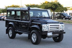 Land Rover : Defender 4DSW
