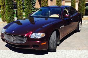 Maserati : Quattroporte Executive GT Sedan 4-Door