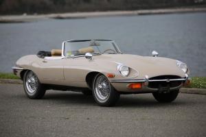 Jaguar : E-Type OTS Roadster Photo