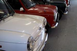 32+ 1990's CLASSIC MINIS_MAYFAIR / COOPER / ANNIVERSARY / HERITAGE_From £3,995