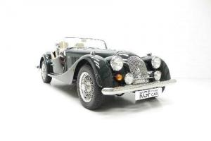 A Pristine Morgan 4/4 with Only 7,392 Miles and Morgan Dealer History.