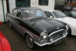 Vauxhall Cresta 1961