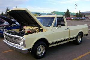 Chevrolet : C-10 Short Box - High Quality Frame Off Resto