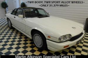1987 Jaguar XJS- C 5.3 V12 CABRIOLET~ONLY 31,000 MILES~TWR BOBY,TWR SPT WHEELS~ Photo