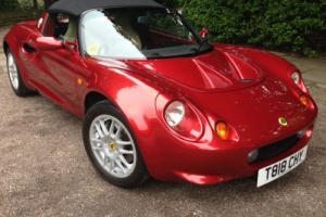 Lotus Elise 1.8 S1