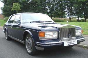 Rolls-Royce Silver Spirit Photo