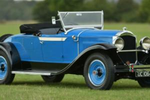 1928 Packard 6 Golfers Coupe