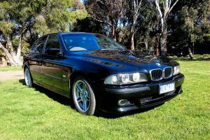 BMW 5 30i Sport 2002 4D Sedan Automatic 3L Multi Point F INJ 5 Seats in VIC