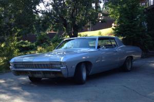 Chevrolet : Caprice hideway lights