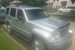 Jeep : Liberty 4x4 Limited Edition Photo