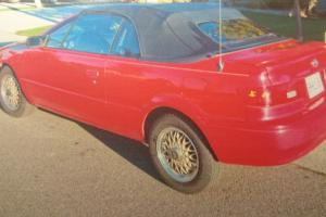 Toyota : Paseo Convertible Convertible 2-Door