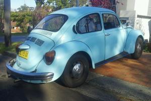 VW Beetle 1974 L Sedan in NSW