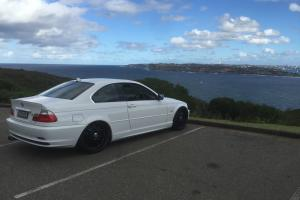 BMW 325CI 5 Speed 2001 2D Coupe Manual 2 5L Multi Point F INJ 5 Seats in NSW Photo