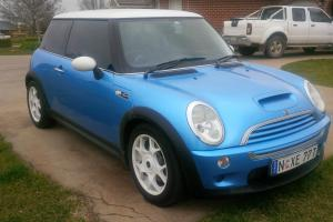 Mini Cooper S 1 6 Supercharged 6 SPD Manual NO Reserve in NSW Photo