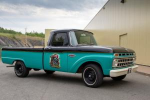 Ford : F-100 Fleetside
