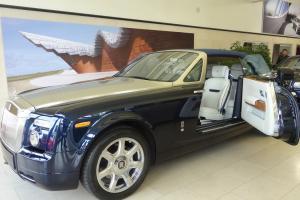 Rolls-Royce : Phantom DROPHEAD COUPE