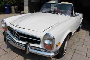 Mercedes-Benz : SL-Class sl280
