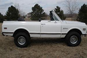 Chevrolet : Blazer