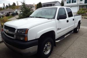Chevrolet : Silverado 2500 LS