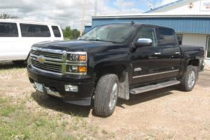 Chevrolet : Silverado 1500 High Country Crew Cab Pickup 4-Door