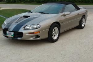 Chevrolet : Camaro SS Photo