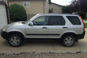 Honda : CR-V EX Photo
