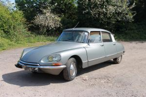 Citroen Id19b 1968 DS