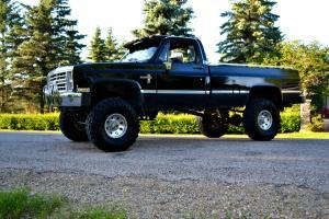 Chevrolet : Silverado 1500 C/K 1500