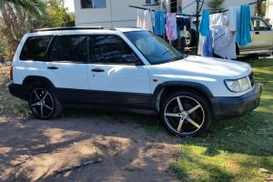 Subaru Forester 1999 Auto Needs TO GO MAY SW P in QLD