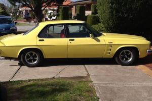 Holden HZ GTS 1978 in VIC