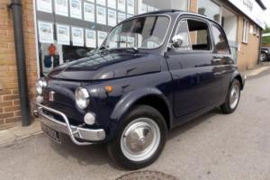 Fiat 500L Classic PETROL MANUAL 1972/L